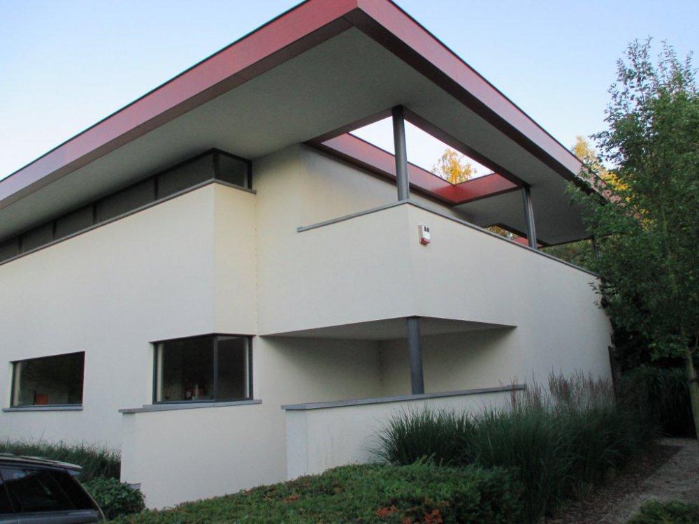 Moderne woning - Huis in de moderne ...